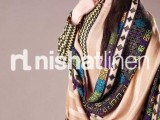 Nishat Linen Winter Collection 2012 For Women 002