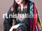 Nishat Linen Winter Collection 2012 For Women 004