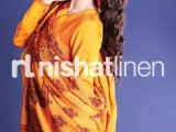 Nishat Linen Winter Collection 2012 For Women 005