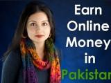 Earning Money Online In Pakistan