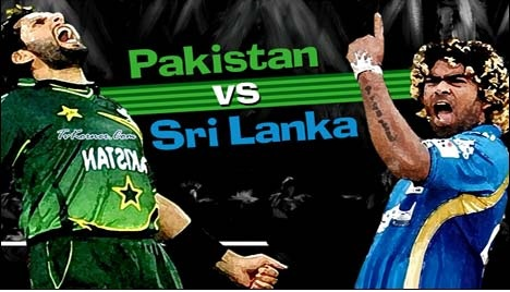 Pakistan Vs Sri Lanka T20 Semi Final Highlight