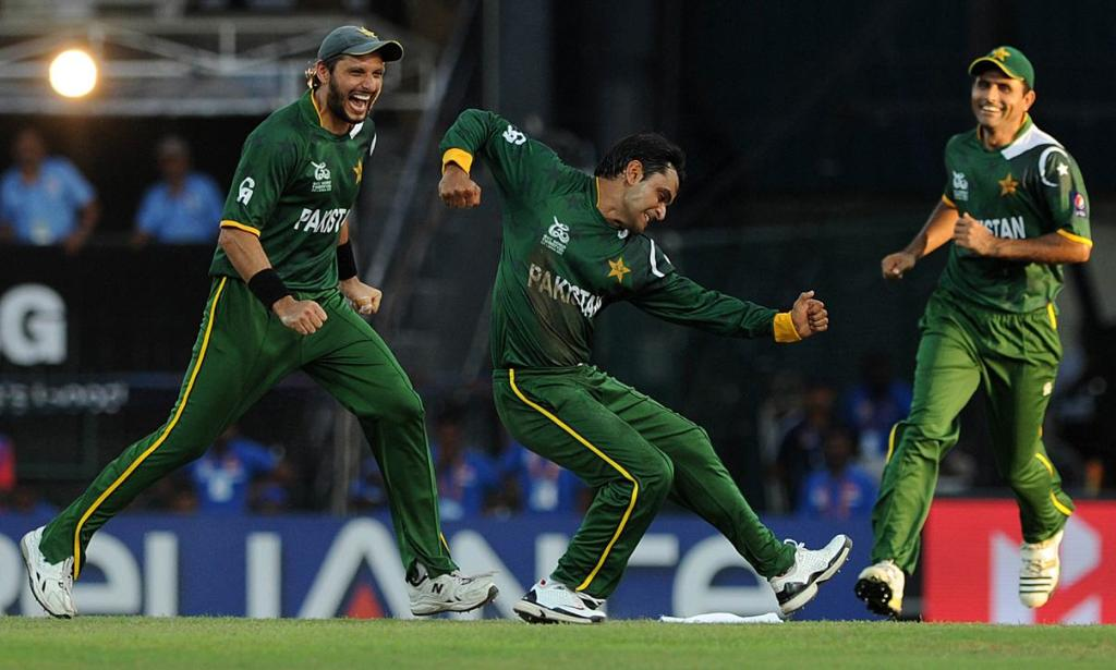 Pakistan Vs Srilanka T20 Live Score Semi Final World Cup 2012