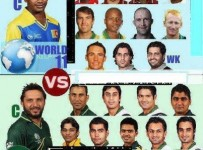 Pakistan XI Vs World XI T20 Live Score 2012