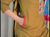 Pakistani Girls Kurta Designs 2012-2013 0012