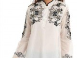 Pakistani Girls Kurta Designs 2012-2013 0013
