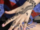 Simple Mehndi Designs For Kids 0015