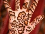 Simple Mehndi Designs For Kids 006