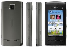 Nokia 5250 Touch specification and price in Pakistan