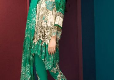 Ittehad Winter Collection 2018 with Price