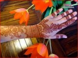 simple mehndi designs for arms