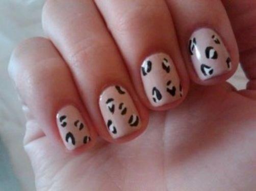 Simple But Beautiful Nail Art Designs : Beautiful and simple nail art designs