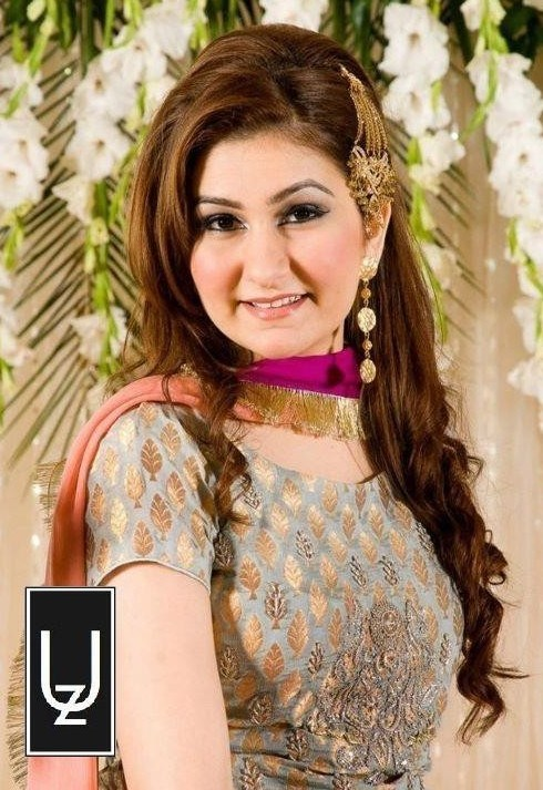 Pics Photos - Pakistani Hairstyles For Long Hair