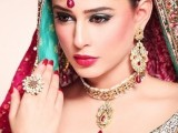 Bridal Wedding Hairstyles 2013 In Pakistan 0012