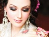 Bridal Wedding Hairstyles 2013 In Pakistan 002