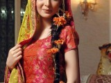 Bridal Wedding Hairstyles 2013 In Pakistan 0021