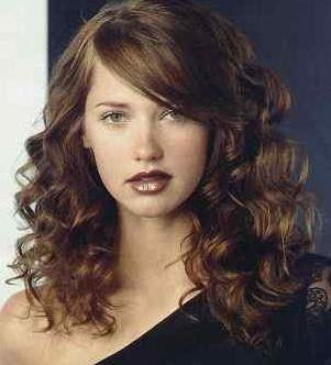easy hairstyles for long curly hair 2013