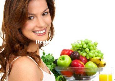 Healthy Food For Fresh Skin