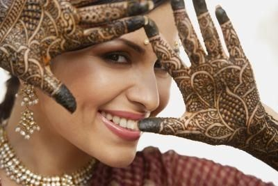 Mehndi For The Hair : How to remove mehndi color from hands and hair