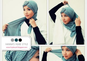 How To Wear Hijab Head Scarf