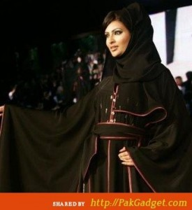 Latest Abaya Designs 2013 0021