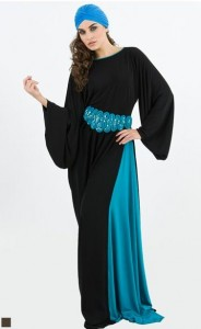 latest abaya designs with stones