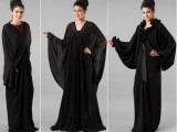 Latest Abaya Designs 2013 004