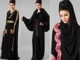 Latest Abaya Designs 2013 006