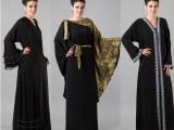 Latest Abaya Designs 2013 007