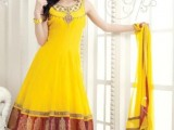Latest Churidar Pajama Designs 2013 0020