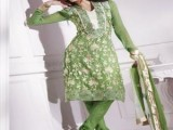 Latest Churidar Pajama Designs 2013 004