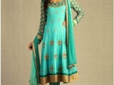 Latest Churidar Pajama Designs 2013 006