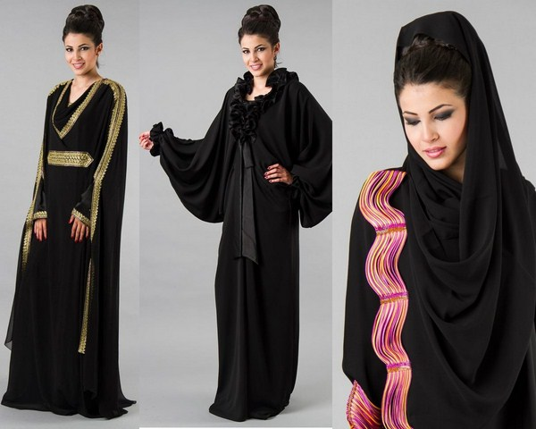 Latest Hijab Fashion Style Trends 2015