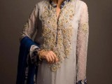 Latest Party Dresses 2013 In Pakistan 0018