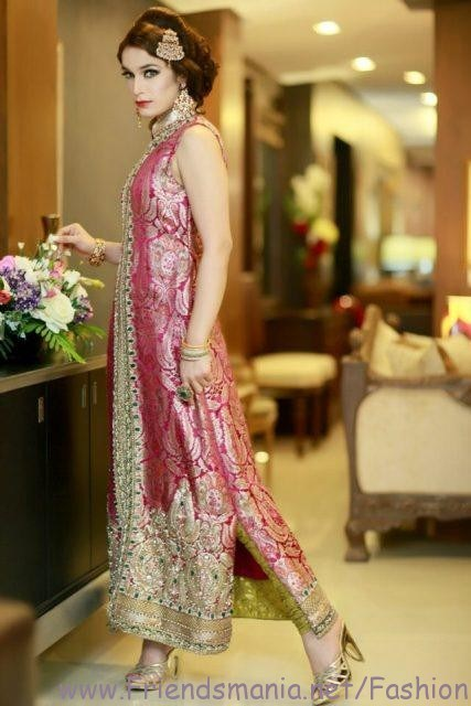 latest party dresses 2016 in pakistan