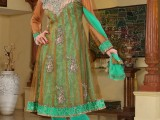 Latest Party Dresses 2013 In Pakistan 0020