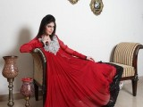 Pakistani party wear suits for girls