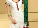 Latest Party Dresses 2013 In Pakistan 003