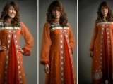 Latest Party Dresses 2013 In Pakistan 008