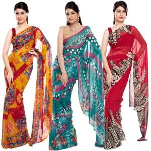Latest Saree Designs 2013 For Girls