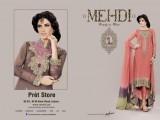 Mehdi Party Wear Dresses 2012-2013