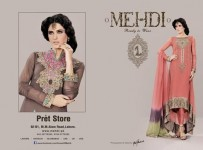 Mehdi Party Wear Collection 2012-2013 For Women 001