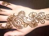 Mehndi Designs For Back Hand Side 0011
