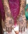 Mehndi Designs For Back Hand Side 0012