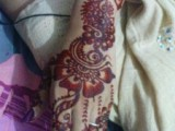 Mehndi Designs For Back Hand Side 0016