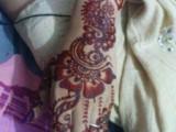 Mehndi Designs For Back Hand Side 0016