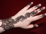 Mehndi Designs For Back Hand Side 0022