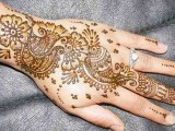 Latest Mehndi Design For Eid 2011