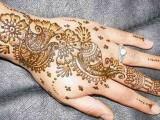 Latest Mehndi Design For Eid 2011