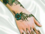 Mehndi Tattoo Designs on Eid