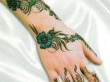 Mehndi Tattoo Designs on Eid